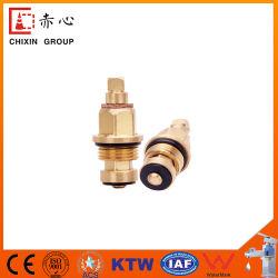 2017 La Chine de gros de l'usine de l'eau douche robinet mélangeur Accessoires Cartouche de céramique
