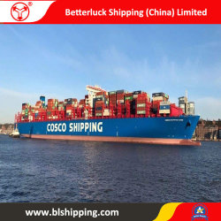 O transporte marítimo da China para o Panamá Colon Zona franca de mercadorias