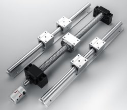 Sfu1605 Ball Screw SBR16 Linear Guide voor CNC Machine