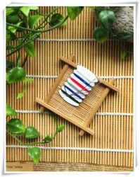 Маленький сувенирный набор для шитья в отель и спа