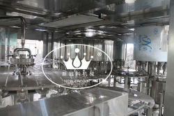 فتحة تعبئة زجاجات مياه معدنية آلية (YFCY12-12-4)