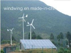 3kw Turbine éolienne à axe horizontal de générateurs et de Panneau Solaire système hybride