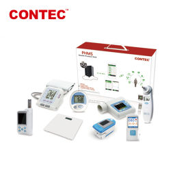 Contec Phms Bluetooth WiFi Homecare apparecchiature portatili di telemedicina