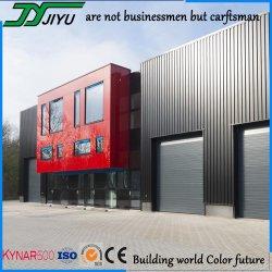 L'aluminium panneau composite en plastique/composite en aluminium de revêtement mural de feuille de polyester