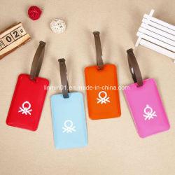 Kundenspezifische Belüftung-Gepäck-Marke für reisenden Kasten für Förderung-Geschenk