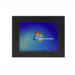 8인치 터치 스크린 팬리스 IP65 산업용 패널 컴퓨터 아톰 N2600 올인원 PC
