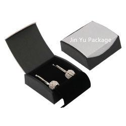 Магнитные картон бумага Diamond Earring подарочной упаковки ювелирных изделий окна