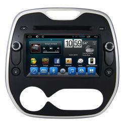 Quad Core приемника GPS-навигации автомобиля Renault Captur системы Android