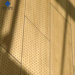 de Muur van de Bekleding van het Aluminium van de Architect van het Aluminium van de Kleur van het Metaal van 2mm Champagne