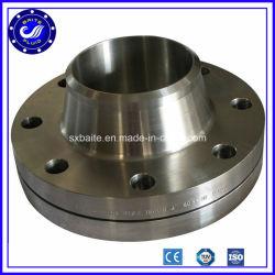 C22.8 P245gh P250gh BS En1092-1 DIN2632 鍛造炭素鋼溶接 ネックフランジ( Neck Flange