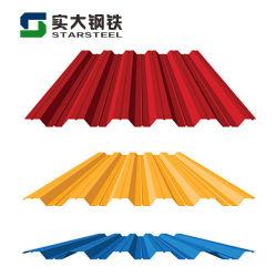 SGCC 지붕 타일 시트용 컬러 코팅 강철 코일 PPGI