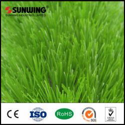 フットボール競技場の総合的なスポーツのプラスチック草のカーペット