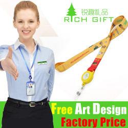 La Malaisie de haute qualité cadeau promotionnel Cute longe de sécurité pour la clé