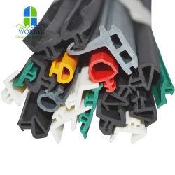 Настраиваемые UPVC EPDM PVC силиконовые накладки для Aliminum резиновый уплотнитель дверного проема окна Герметизирующая прокладка резиновую прокладку резиновая уплотнительная лента