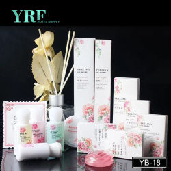 protection environnementale d'alimentation de l'emballage jetable Yrf Guest Room Hotel Soap