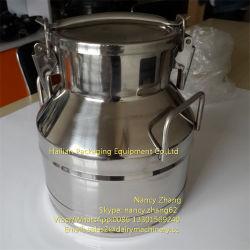 15 리터 완벽한 스테인리스 처리되지 않는 우유 저장 그릇