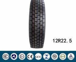 Tous les pneus de camion radial de l'acier 12r22.5 11r22.5 13r22.5 avec la certification