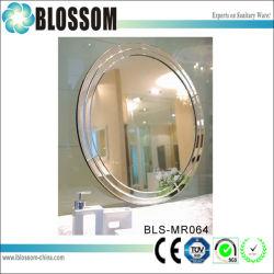 Hôtel de niveau Star Round miroir mural Miroir art décoratif suspendu