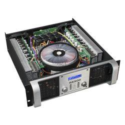 amplificador de potência profissional 900W com tela LCD (HA)