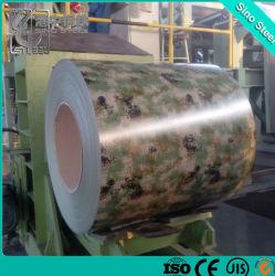 Dx53D Soft de la qualité de l'acier prépeint Gi bobines pour matériel HAVC