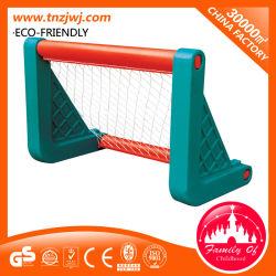 Os brinquedos de plástico para crianças playground Portão de futebol