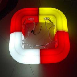LandschaftPavaers Plastik-LED Gehsteig die Türkei hergestellt in China
