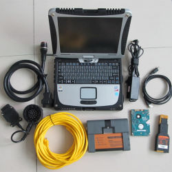 BMW Isis Isid Icom A2 Toughbook CF-19の専門家のモードのため
