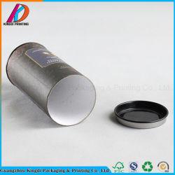 친환경 판지 종이 튜브(포장용 금속 뚜껑 포함)