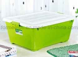 Fabricación de moldes de inyección de caja de almacenamiento de la caja de almacenamiento de diseño de moldes de plástico