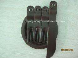 Cuchillo de plástico artículos de la aviación de molde (YS804)