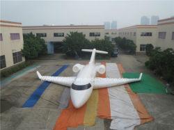 Het opblaasbare Beeldverhaal van het Vliegtuig van de Reclame Opblaasbare Model Opblaasbare op Verkoop (AQ74270)