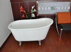 Radiatore diritto libero del riscaldamento dell'acqua del ghisa della vasca da bagno del ghisa