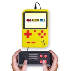 新しい電子機器ハンドヘルドゲームコンソール 8 ビットビデオレトロプレーヤー 400 in 1 Classic ゲームには Game Console が内蔵されています