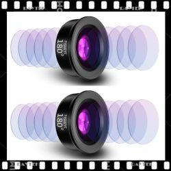 Lente de Telefone/iPhone/mobile/lente Lente Lente da Câmara/Objectiva Fisheye/lente grande angular/Lente macro