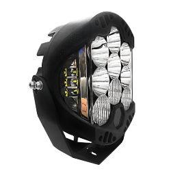 """125W円形Eのマーク9の""""インチLED LEDのドライビング・ライト"""