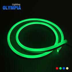 striscia dell'indicatore luminoso al neon della flessione di 24V 12W SMD5050 RGB