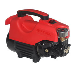 Efftool Professional Power Tool 1400W 100bar Mini Lavadora de Alta Pressão máquina de limpeza Electric Arruela de Pressão