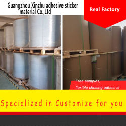 120 G/M2 grondstoffen van C1S enkelzijdig gecoat kunstpapier