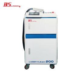 500W 레이커스 레이저 소스 광레이저 청소가 제공되는 신제품 금속 녹 제거용 기계