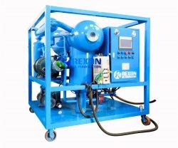Fluidos isolantes Degasification Purificador de alto desempenho para filtragem de óleo vegetal de energia