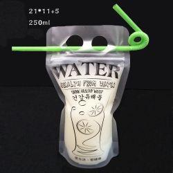 透過ジュース袋の飲料の液体の包装