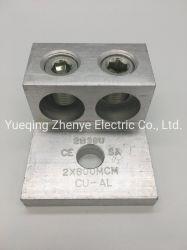 알루미늄 단말기; 케이블 죔쇠; MCCB 단말기; 단말기