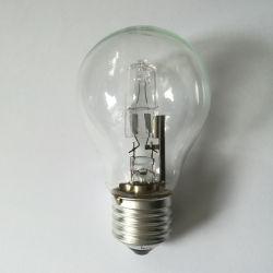 A lâmpada economizadora de energia 28W/42W uma lâmpada de halogéneo19 B22 da retaguarda