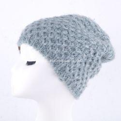 새로운 2020의 형식 온난한 겨울 니트 아크릴 혼합 모자