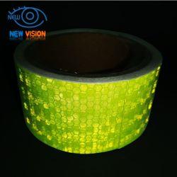 安全のための高輝度PVC自己接着ビニールの反射テープ