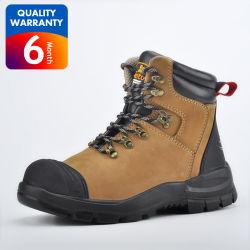 S3 resistentes al calor de zapatos de seguridad para la minería