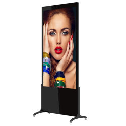"""43"""" 1080P écran tactile Digital Signage Player Publicité Multi Media Player"""