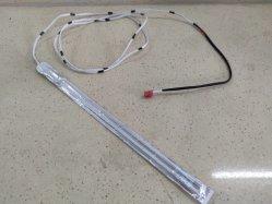 Frigorifero elettrico domestico applicato alluminio foglio riscaldamento componente con filo Montaggio