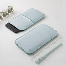 [بورتبل] [بو] جلد هاتف حقيبة صنع وفقا لطلب الزّبون [بو] [سلّ فون] حامل