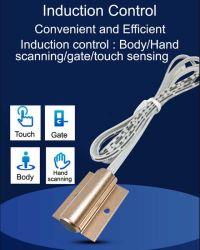 12V Cuerpo del sensor de movimiento infrarrojos/mano de la lectura/Control de compuerta/Touch Sensor interruptor de luces interiores de Armario de Cocina